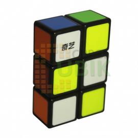 Cubos Rubik Qiyi 1x2x3 Negro