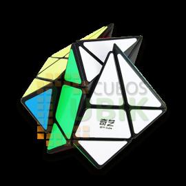 Cubos Rubik Qiyi Axis Negro