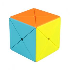 Cubos Rubik QiYi Dino Colored