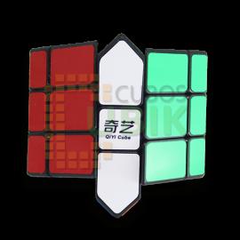 Cubos Rubik  Qiyi Fisher Negro