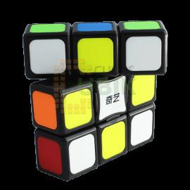 Cubos Rubik Qiyi Floppy 3x3x1 Negro