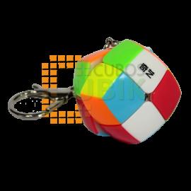 Cubos Rubik Qiyi Llavero 2x2 mini Colored