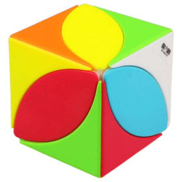 Cubo Rubik MofangGe Ivy Cube Colored
