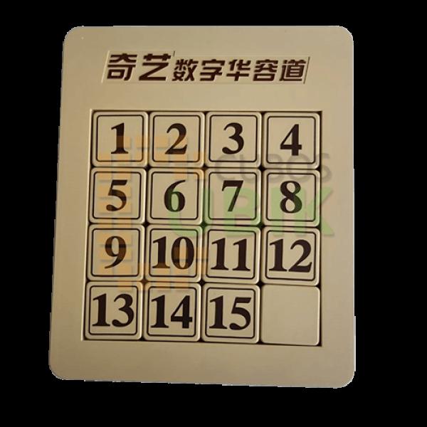 Cubos Rubik Qiyi Magnetic Klotski Number Sliding