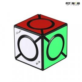 Cubos Rubik Qiyi Six Spot Cube Negro