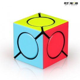 Cubos Rubik Qiyi Six Spot Cube Colored
