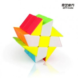 Cubos Rubik QiYi Wind Fire Colored