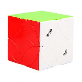 Cubo Rubik MFG Qiyi Coin Cube Colored