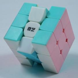 Cubo Rubik Qiyi Neon 3x3 Macaron