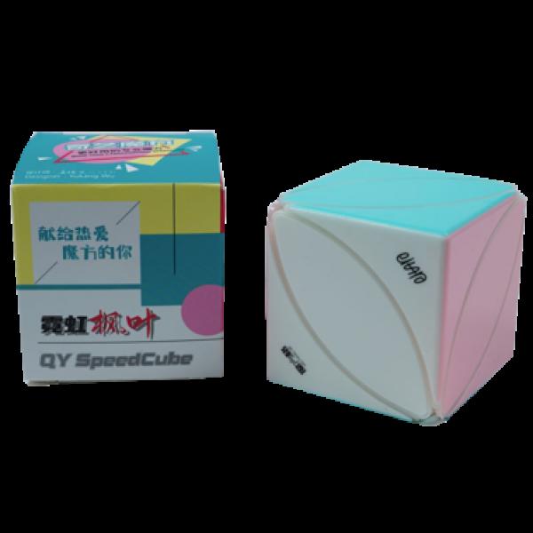 Cubo Rubik Qiyi Neon ivy Macaron