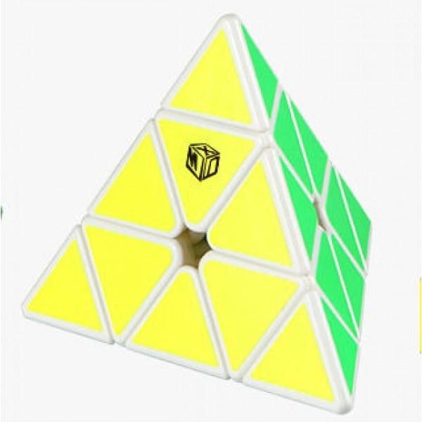 Cubos Rubik MoFangGe Pyraminx Magnetic Base Blanca