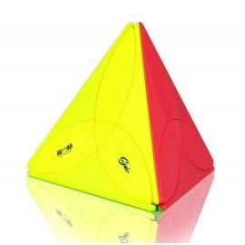 Cubos Rubik Qiyi Clover Pyraminx Colored
