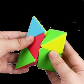 Cubos Rubik QiYi Pyraminx 2x2