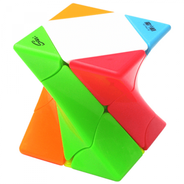 Cubos Rubik  Skewb Twisty Colored