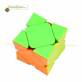 Cubos Rubik MFG Wingy Skewb Magnetic Concavo Colored