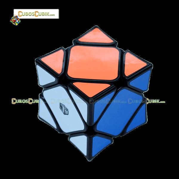 Cubos Rubik MFG Wingy Skewb Magnetic Concavo Negro