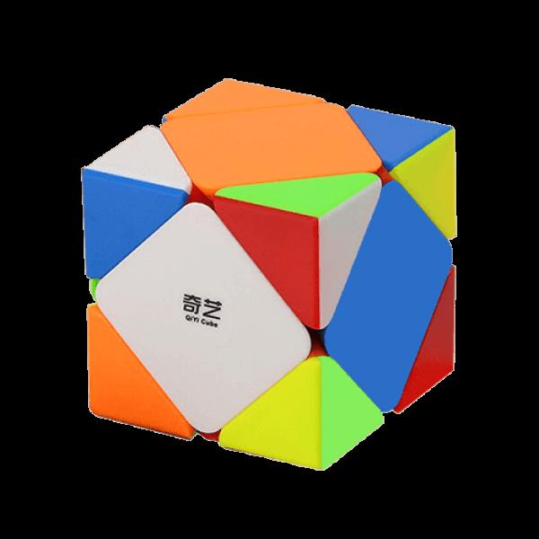 Cubos Rubik MoFangGe QiCheng Skewb Colored