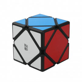 Cubos Rubik MoFangGe QiCheng Skewb Negro
