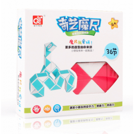 Cubos Rubik Qiyi Snake 36 Piezas