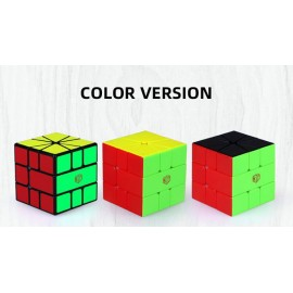 Cubos Rubik MFG Square 1 Volt V2 M Full Colored