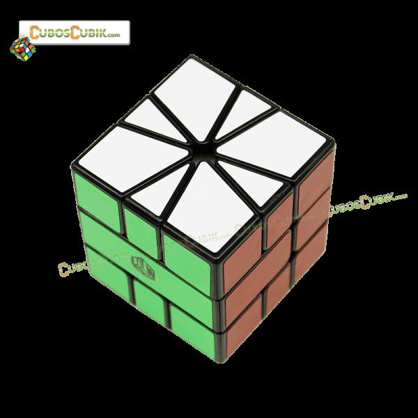 Cubos Rubik MoFangGe Square 1 Volt X-Man Negro