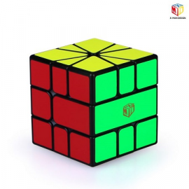 Cubos Rubik MFG Square 1 Volt V2 M Medio Negro