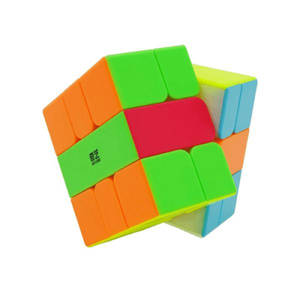 Cubos Rubik QiYi QiFa Square 1 Colored