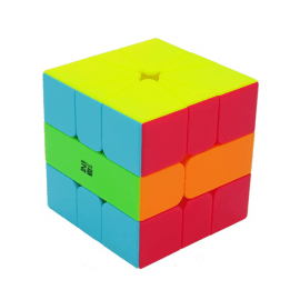 Cubos Rubik QiYi QiFa Square 1 Colored