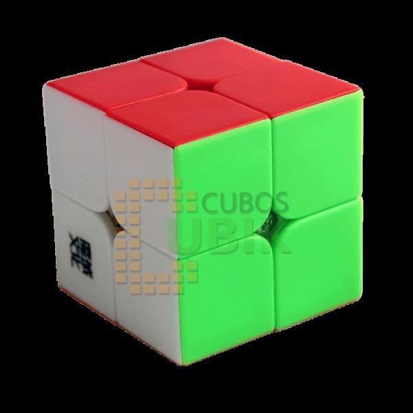 Cubos Rubik Moyu Lingpo 2x2 Colored