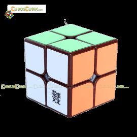Cubos Rubik Moyu Tangpo 2x2 Base Café