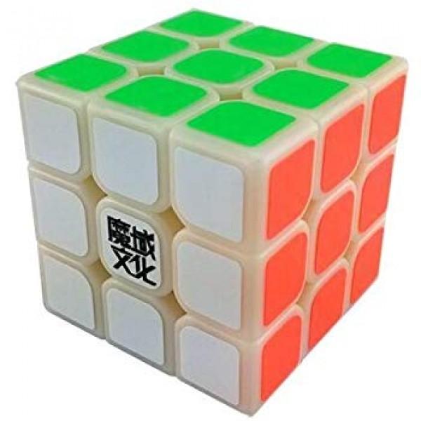 Cubos Rubik Moyu 3x3 Aolong V2 Milk Plus