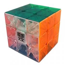 Cubos Rubik Moyu Weilong V2 3x3 Transparente
