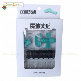 Cubos Rubik Moyu Weilong GTS  Pack Tornilos y Tensiones