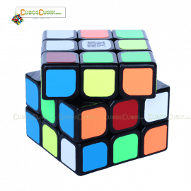Cubos Rubik Moyu Weilong V2 3x3 Base Negra