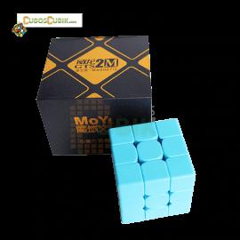 Cubos Rubik Moyu Weilong GTS V2 Magnetic Azul Edición Especial