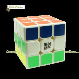 Cubos Rubik Moyu Weilong GTS V2 3x3 Base Blanca
