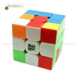 Cubos Rubik Moyu Weilong GTS V2 Magnetic 3x3 Colored
