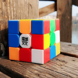 Cubos Rubik Moyu Weilong WR 3x3 Colored