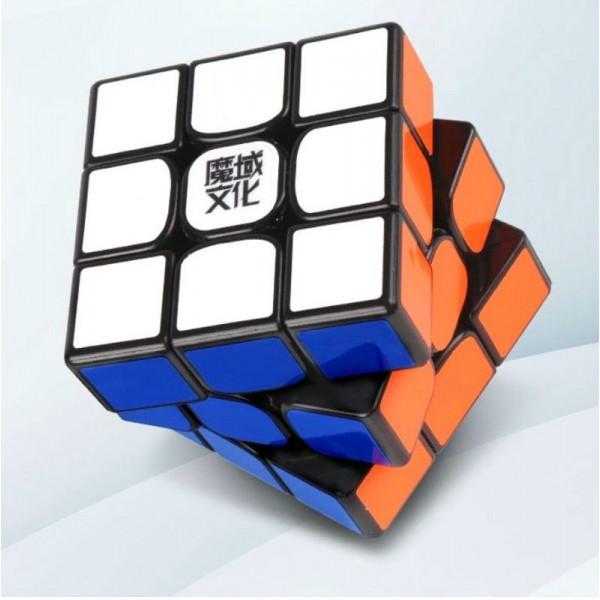 Cubos Rubik Moyu Weilong WR 3x3 Negro