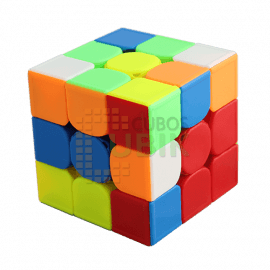 Cubos Rubik Moyu Weilong GTS 3 3x3 Colored