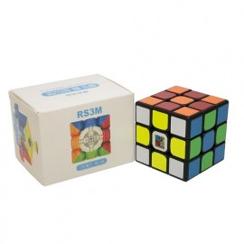Cubos Rubik Moyu MF3 RS3 M 2020 Negro