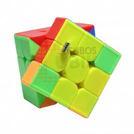 Cubos Rubik Moyu Weilong GTS 3LM 3x3 Colored