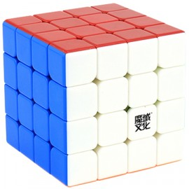 Cubos Rubik Moyu AoSu GTS M 4x4 Colored