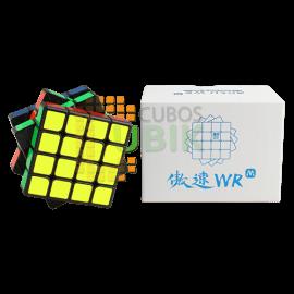 Cubos Rubik Moyu Aosu WR M 4x4 Negro