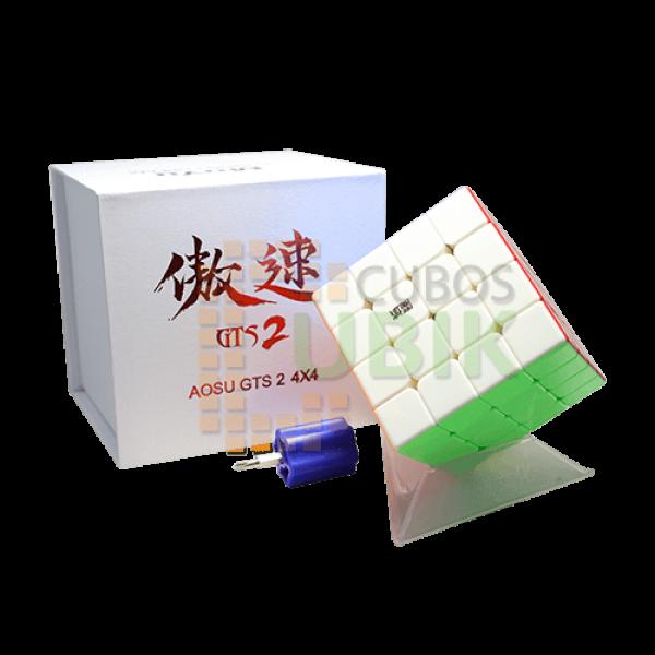 Cubos Rubik Moyu Aosu GTS 2 4x4 Colored