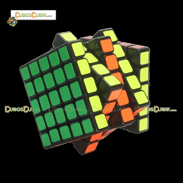 Cubos Rubik Moyu Huachuang 5x5 Base Negra