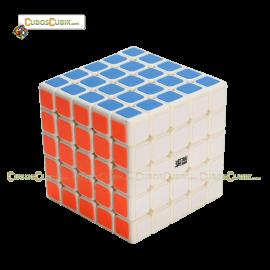 Cubos Rubik Moyu Huachuang 5x5 Base Blanca