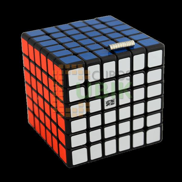 Cubos Rubik Moyu AoShi GTS M 6x6 Base Negra