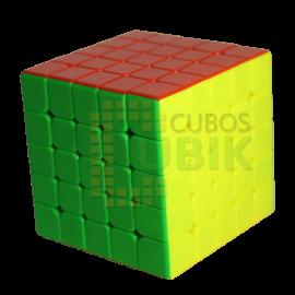 Cubos Rubik Moyu  Aochuang WR M 5x5 Colored