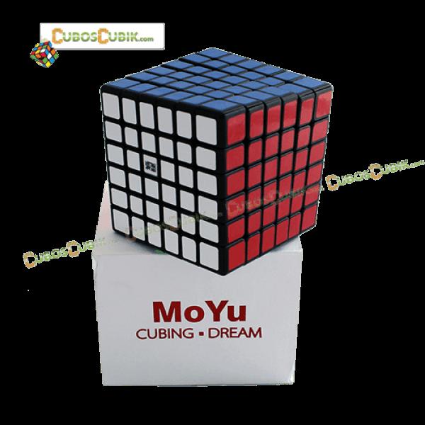 Cubos Rubik Moyu AoShi GTS 6x6 Base Negra